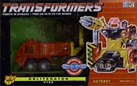 Transformers Generation 2 Pyro