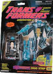 Transformers Generation 2 Dragstrip (G2 - unreleased)