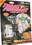 Transformers Generation 2 First Aid (G2 - unreleased)