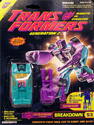 Transformers Timelines (BotCon) Breakdown (Botcon Excl)
