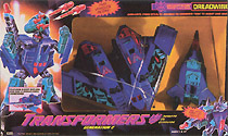 Transformers Generation 2 Dreadwing & Smokescreen (G2)