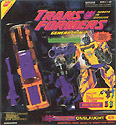 Transformers Generation 2 Onslaught (G2)