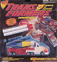 Transformers Generation 2 Optimus Prime (G2 Combat Hero)