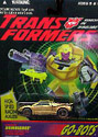 Transformers Generation 2 Bumblebee (Go-Bots)
