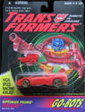 Transformers Generation 2 Optimus Prime (Go-Bots)