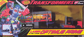 Transformers Generation 2 Laser Optimus Prime (G2)