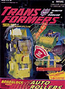 Transformers Generation 2 Roadblock