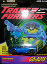 Transformers Generation 2 Sideswipe (Go-Bots)