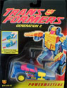 Transformers Generation 2 Meanstreak (G2 - Europe Excl)
