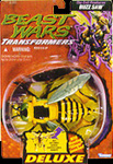 Transformers Beast Wars Buzz Saw