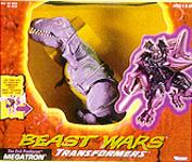 Transformers Beast Wars Megatron
