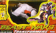Transformers Beast Wars Polar Claw