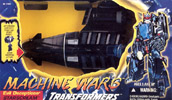 Transformers Machine Wars Starscream