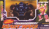 Transformers Beast Wars Optimus Primal (Transmetal)