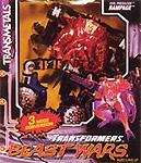 Transformers Beast Wars Rampage (Transmetal)
