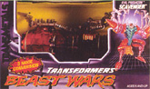 Transformers Beast Wars Scavenger (Transmetal)