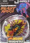 Transformers Beast Wars Tarantulas (Transmetal)