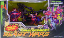 Transformers Beast Wars Blackarachnia (Transmetal)