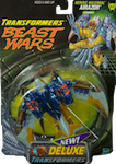 Transformers Beast Wars Airazor (Fox Kids Transmetal Recolor)