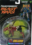 Transformers Beast Wars Cheetor  (Fox Kids Transmetal Recolor)