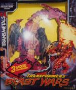 Transformers Beast Wars Transmetal 2 Megatron