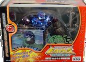 Takara - Beast Wars Metals Convoy (Metals Optimus Primal)