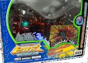 Takara - Beast Wars Metals Inferno (Metals Scavenger)