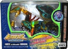 Transformers Beast Wars Metals (Takara) Quickstrike (Metals)