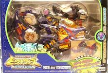 Transformers Beast Wars Metals (Takara) Rampage (Metals)