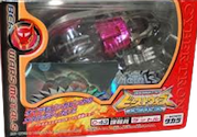 Transformers Beast Wars Metals (Takara) Rattle (Metals Rattrap)