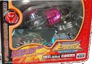 Takara - Beast Wars Metals Rattle (Metals Rattrap)