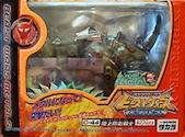 Transformers Beast Wars Metals (Takara) Rhinox (Metals)