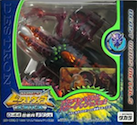 Transformers Beast Wars Metals (Takara) Tarans (Metals Tarantulas)