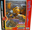 Transformers Beast Wars Metals (Takara) Cheetus 2 (Metals TM2 Cheetor)
