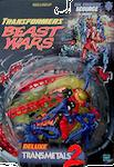 Transformers Beast Wars Scourge (Transmetal 2)