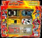Takara - Car Robots C-011 Spychangers 6-set