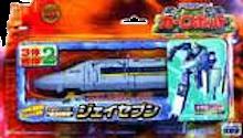 Transformers Car Robots (Takara) C-013 J-Seven