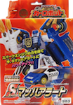 Transformers Car Robots (Takara) C-025 Super Mach Alert