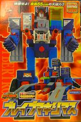 Takara - Car Robots C-027 Brave Maximus