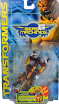 Transformers Beast Machines Longhorn