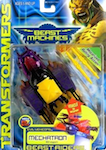 Transformers Beast Machines Mechatron (purple recolor)