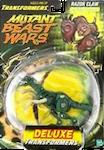 Transformers Beast Wars Razor Claw