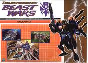 Transformers Timelines (BotCon) Shokaract