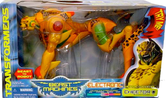 Transformers Beast Machines Cheetor (Supreme)
