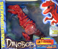 Transformers Beast Machines Dinobot T-Wrecks