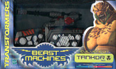 Transformers Beast Machines Tankor (Mega)