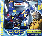 Transformers Beast Machines Jetstorm (Ultra)