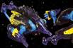 Beast Machines Dillo (black/blue)