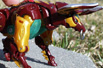 Beast Machines Longhorn