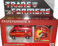 Takara - Collector's Edition (G1) Ironhide (e-Hobby reissue)